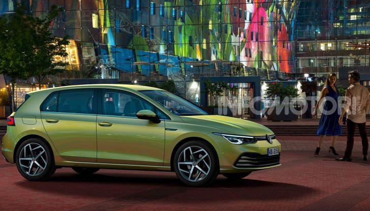 Nuova Volkswagen Golf 8 2020: prezzi, motori e versioni - Foto 6 di 26