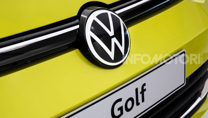 Nuova Volkswagen Golf 8 2020: prezzi, motori e versioni - Foto 24 di 26