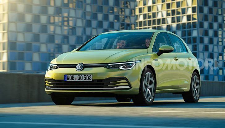 Nuova Volkswagen Golf 8 2020: prezzi, motori e versioni - Foto 3 di 26