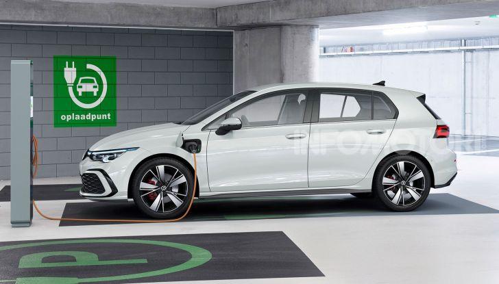 Nuova Volkswagen Golf 8 2020: prezzi, motori e versioni - Foto 7 di 26