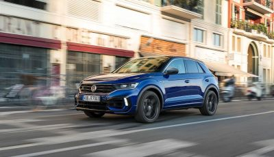 Volkswagen T-Roc R: prestazioni e design al top