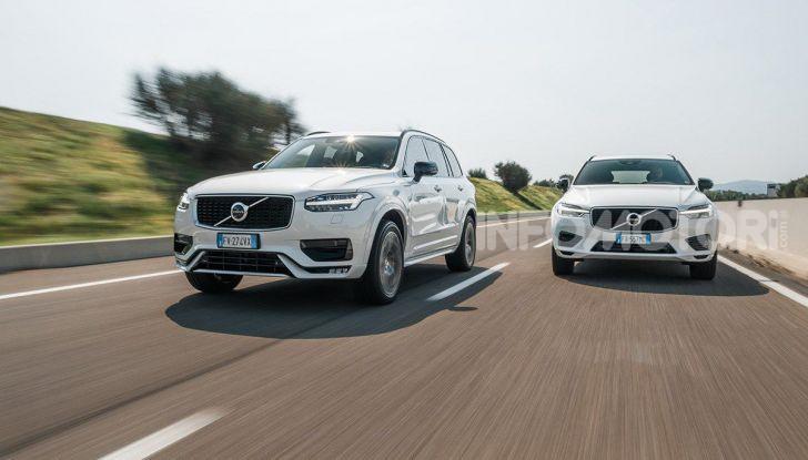 Provata la gamma Volvo ibrida: mild hybrid e plug-in aspettando la XC40 elettrica - Foto 16 di 71