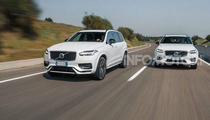 Provata la gamma Volvo ibrida: mild hybrid e plug-in aspettando la XC40 elettrica - Foto 17 di 71