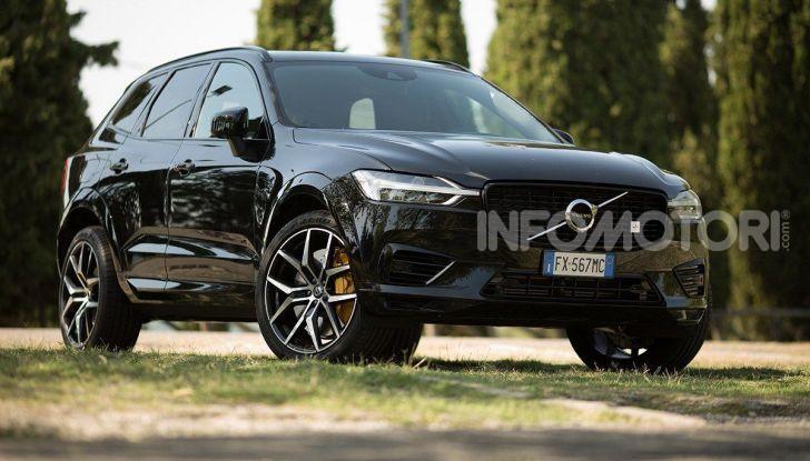 Volvo: velocità limitata a 180 km/h su tutte le nuove auto - Foto 21 di 71