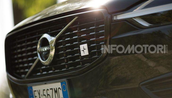 Provata la gamma Volvo ibrida: mild hybrid e plug-in aspettando la XC40 elettrica - Foto 22 di 71