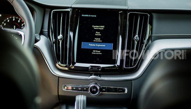 Provata la gamma Volvo ibrida: mild hybrid e plug-in aspettando la XC40 elettrica - Foto 23 di 71