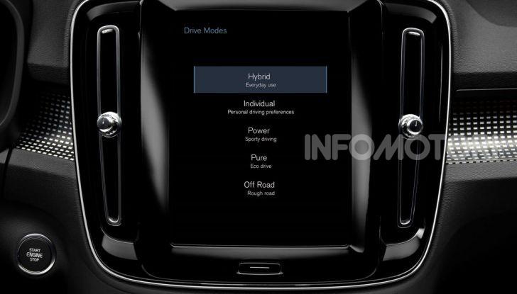 Provata la gamma Volvo ibrida: mild hybrid e plug-in aspettando la XC40 elettrica - Foto 8 di 71