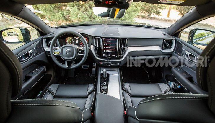 Provata la gamma Volvo ibrida: mild hybrid e plug-in aspettando la XC40 elettrica - Foto 27 di 71