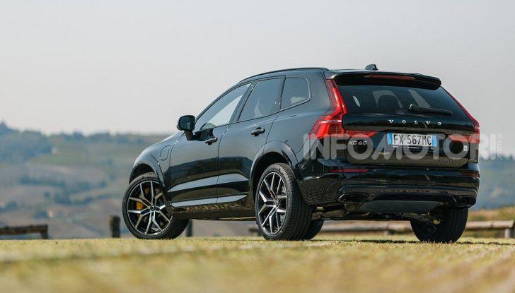 Provata la gamma Volvo ibrida: mild hybrid e plug-in aspettando la XC40 elettrica - Foto 30 di 71
