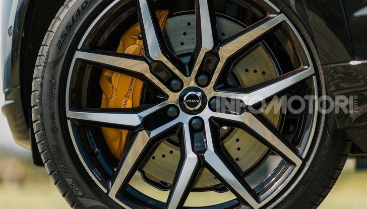 Provata la gamma Volvo ibrida: mild hybrid e plug-in aspettando la XC40 elettrica - Foto 31 di 71