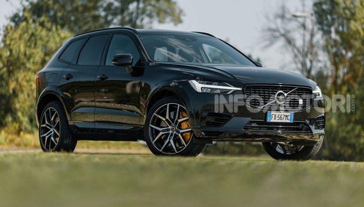 Volvo: velocità limitata a 180 km/h su tutte le nuove auto - Foto 32 di 71