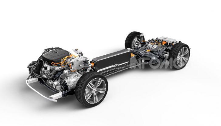 Provata la gamma Volvo ibrida: mild hybrid e plug-in aspettando la XC40 elettrica - Foto 7 di 71