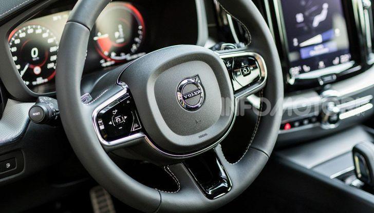 Provata la gamma Volvo ibrida: mild hybrid e plug-in aspettando la XC40 elettrica - Foto 34 di 71