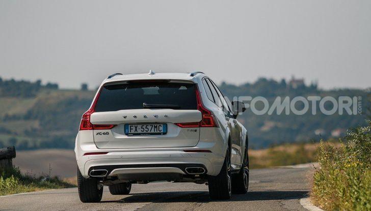 Provata la gamma Volvo ibrida: mild hybrid e plug-in aspettando la XC40 elettrica - Foto 39 di 71