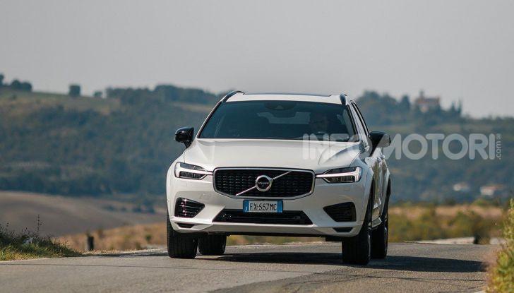 Provata la gamma Volvo ibrida: mild hybrid e plug-in aspettando la XC40 elettrica - Foto 40 di 71