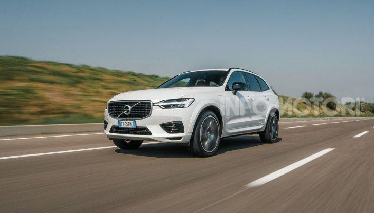 Provata la gamma Volvo ibrida: mild hybrid e plug-in aspettando la XC40 elettrica - Foto 41 di 71