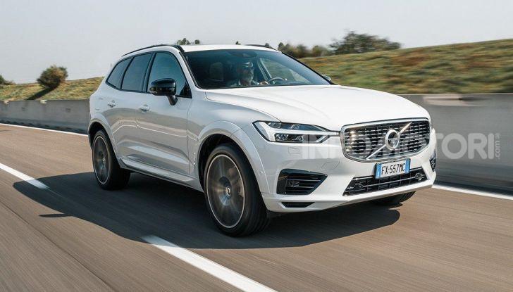 Volvo: velocità limitata a 180 km/h su tutte le nuove auto - Foto 43 di 71