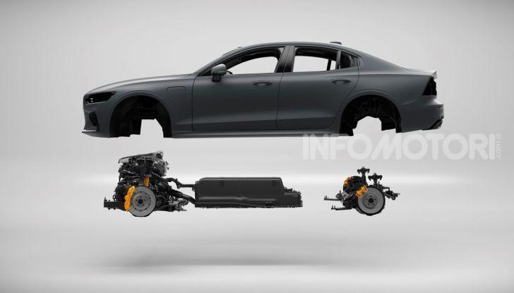 Provata la gamma Volvo ibrida: mild hybrid e plug-in aspettando la XC40 elettrica - Foto 9 di 71