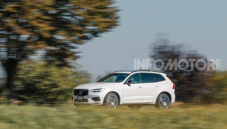 Provata la gamma Volvo ibrida: mild hybrid e plug-in aspettando la XC40 elettrica - Foto 44 di 71