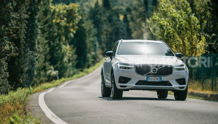 Provata la gamma Volvo ibrida: mild hybrid e plug-in aspettando la XC40 elettrica - Foto 45 di 71