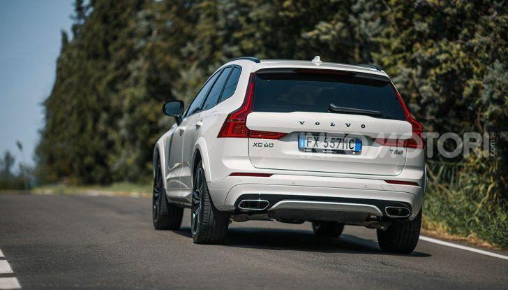 Provata la gamma Volvo ibrida: mild hybrid e plug-in aspettando la XC40 elettrica - Foto 46 di 71