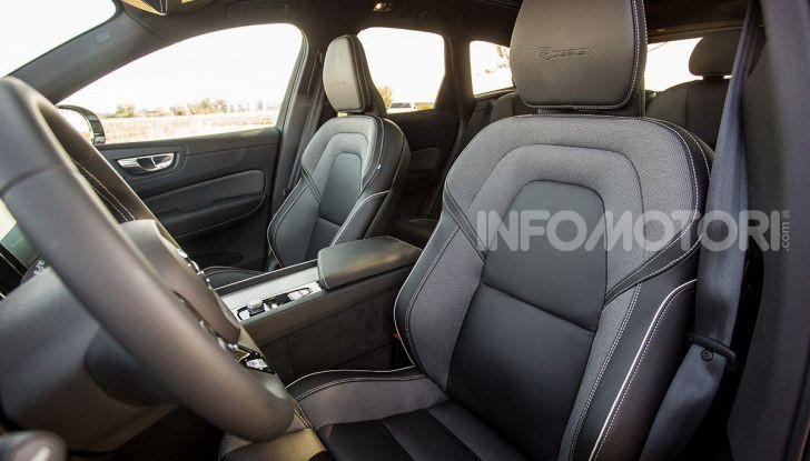 Provata la gamma Volvo ibrida: mild hybrid e plug-in aspettando la XC40 elettrica - Foto 48 di 71