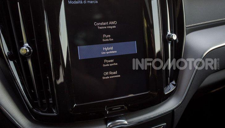 Provata la gamma Volvo ibrida: mild hybrid e plug-in aspettando la XC40 elettrica - Foto 49 di 71