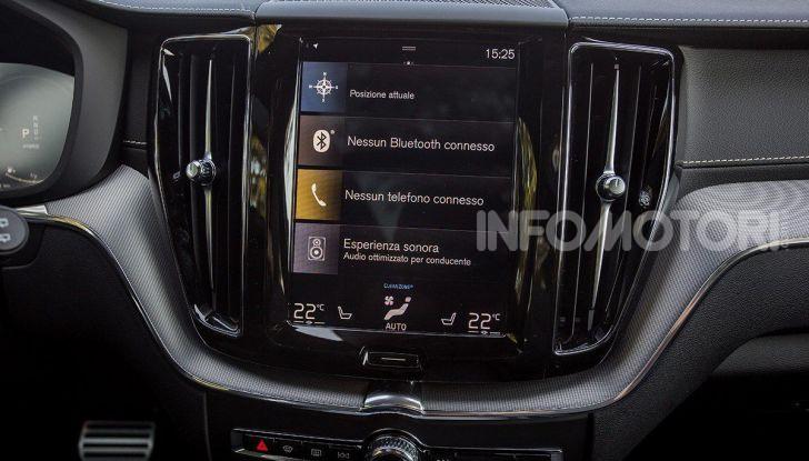 Provata la gamma Volvo ibrida: mild hybrid e plug-in aspettando la XC40 elettrica - Foto 50 di 71