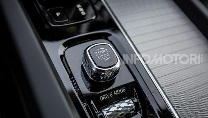 Provata la gamma Volvo ibrida: mild hybrid e plug-in aspettando la XC40 elettrica - Foto 51 di 71