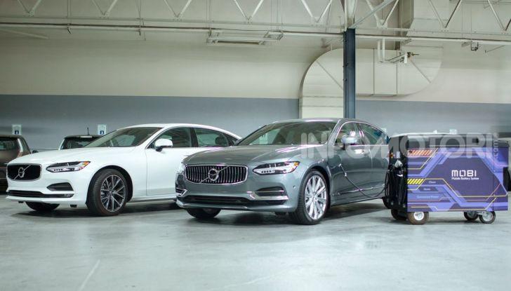 Volvo: velocità limitata a 180 km/h su tutte le nuove auto - Foto 10 di 71