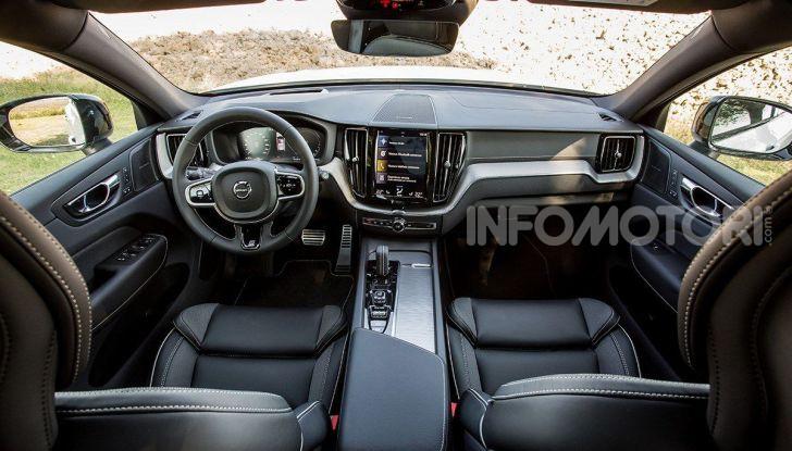 Provata la gamma Volvo ibrida: mild hybrid e plug-in aspettando la XC40 elettrica - Foto 53 di 71