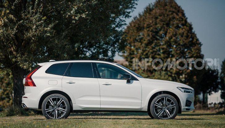Provata la gamma Volvo ibrida: mild hybrid e plug-in aspettando la XC40 elettrica - Foto 54 di 71