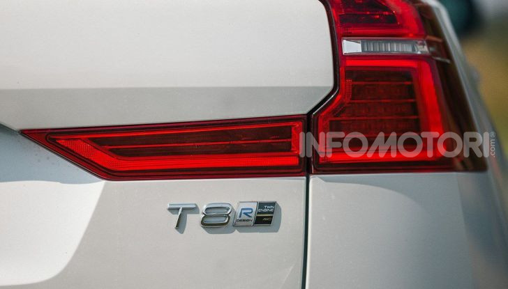 Provata la gamma Volvo ibrida: mild hybrid e plug-in aspettando la XC40 elettrica - Foto 55 di 71