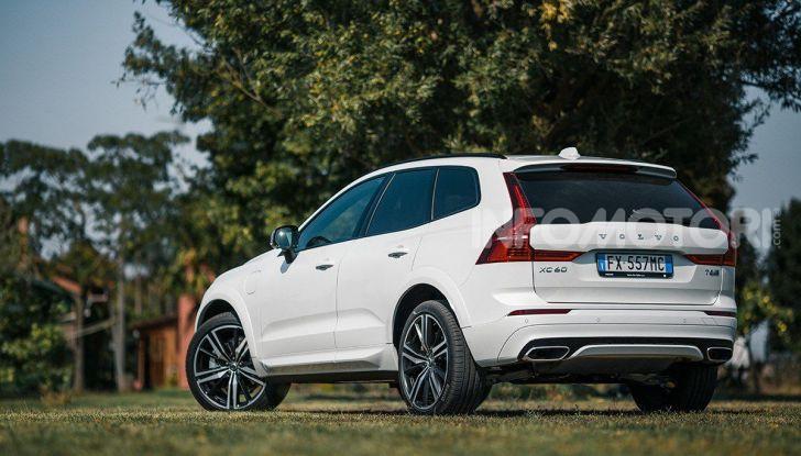 Provata la gamma Volvo ibrida: mild hybrid e plug-in aspettando la XC40 elettrica - Foto 56 di 71