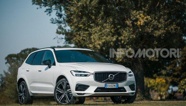 Provata la gamma Volvo ibrida: mild hybrid e plug-in aspettando la XC40 elettrica - Foto 57 di 71