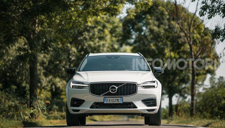 Provata la gamma Volvo ibrida: mild hybrid e plug-in aspettando la XC40 elettrica - Foto 58 di 71