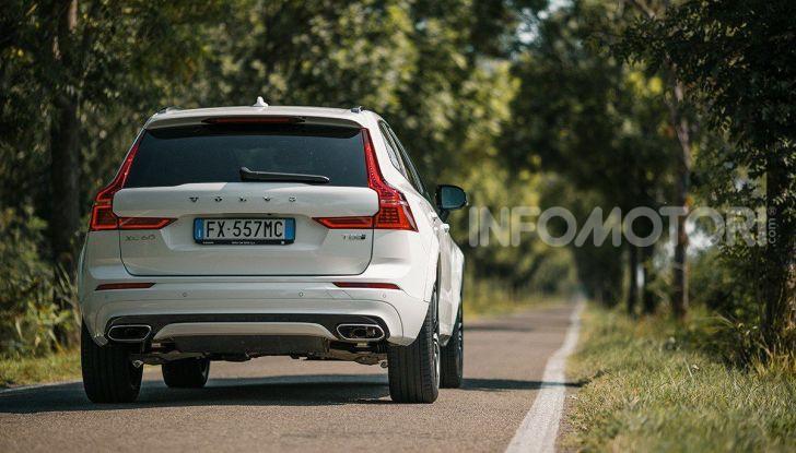 Provata la gamma Volvo ibrida: mild hybrid e plug-in aspettando la XC40 elettrica - Foto 59 di 71