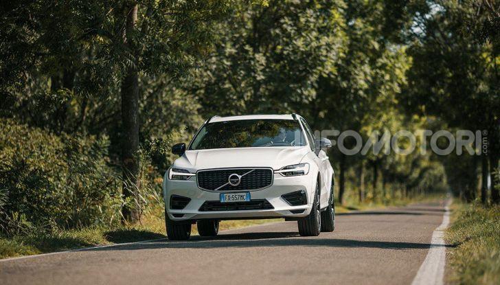 Provata la gamma Volvo ibrida: mild hybrid e plug-in aspettando la XC40 elettrica - Foto 60 di 71