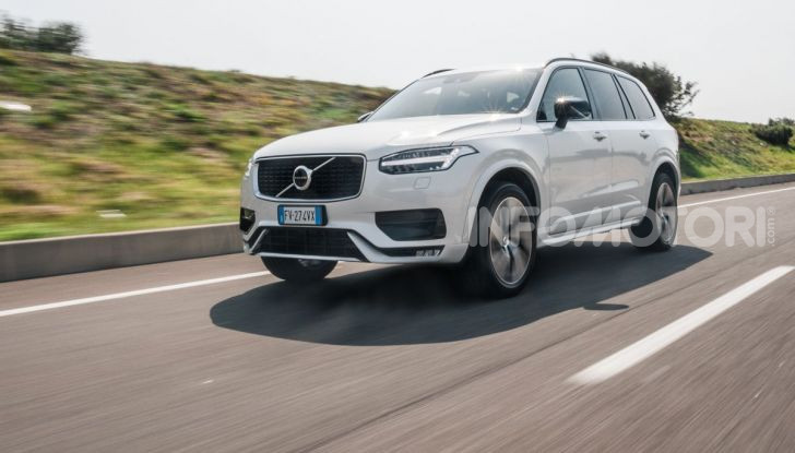 Volvo: velocità limitata a 180 km/h su tutte le nuove auto - Foto 61 di 71