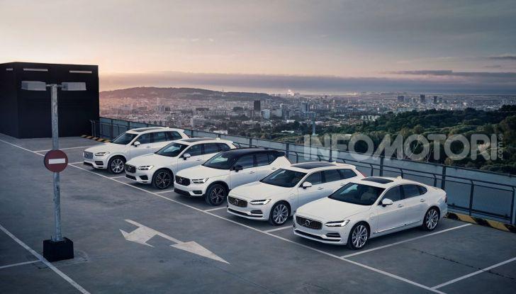 Provata la gamma Volvo ibrida: mild hybrid e plug-in aspettando la XC40 elettrica - Foto 11 di 71