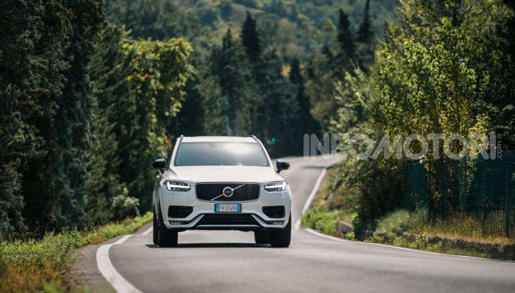 Provata la gamma Volvo ibrida: mild hybrid e plug-in aspettando la XC40 elettrica - Foto 62 di 71