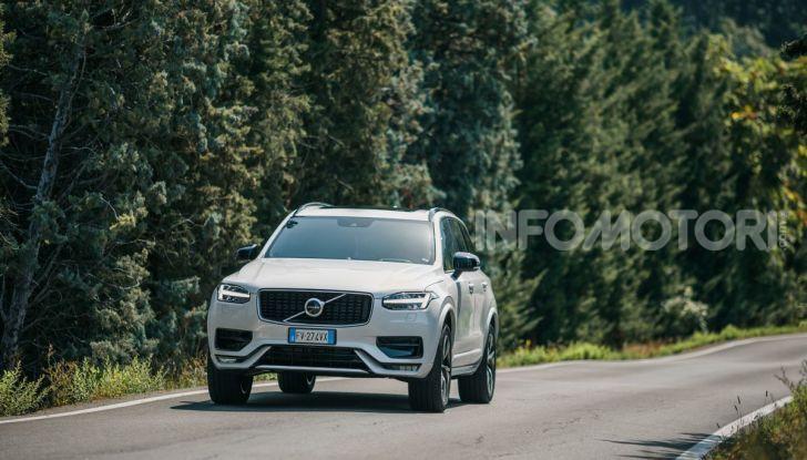 Provata la gamma Volvo ibrida: mild hybrid e plug-in aspettando la XC40 elettrica - Foto 63 di 71