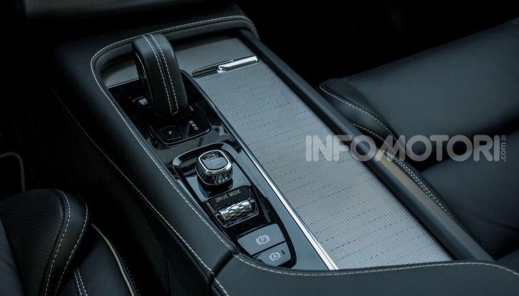 Provata la gamma Volvo ibrida: mild hybrid e plug-in aspettando la XC40 elettrica - Foto 64 di 71