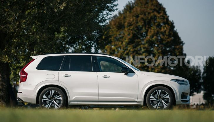 Provata la gamma Volvo ibrida: mild hybrid e plug-in aspettando la XC40 elettrica - Foto 65 di 71