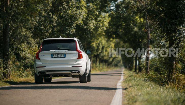 Provata la gamma Volvo ibrida: mild hybrid e plug-in aspettando la XC40 elettrica - Foto 66 di 71