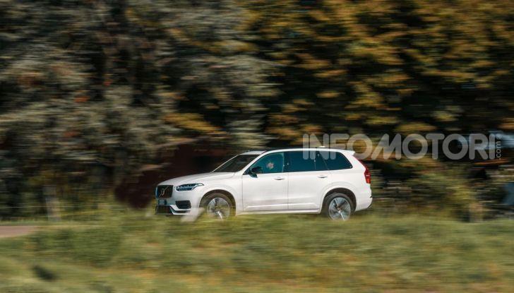 Provata la gamma Volvo ibrida: mild hybrid e plug-in aspettando la XC40 elettrica - Foto 67 di 71