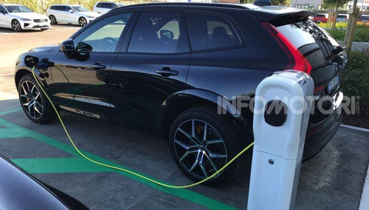 Provata la gamma Volvo ibrida: mild hybrid e plug-in aspettando la XC40 elettrica - Foto 6 di 71