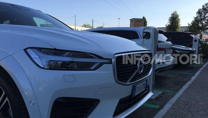 Provata la gamma Volvo ibrida: mild hybrid e plug-in aspettando la XC40 elettrica - Foto 70 di 71