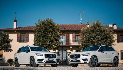 Provata la gamma Volvo ibrida: mild hybrid e plug-in aspettando la XC40 elettrica
