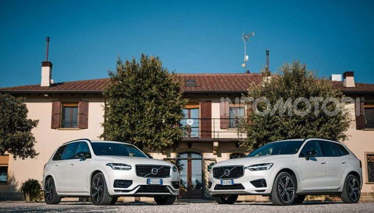 Volvo: velocità limitata a 180 km/h su tutte le nuove auto - Foto 1 di 71